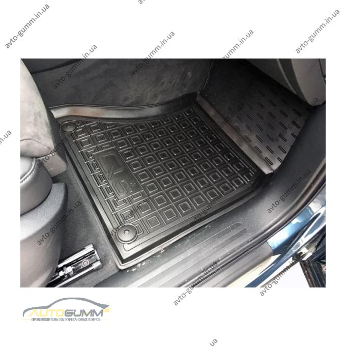Автомобильные коврики в салон Audi Q5 2009- (Avto-Gumm)