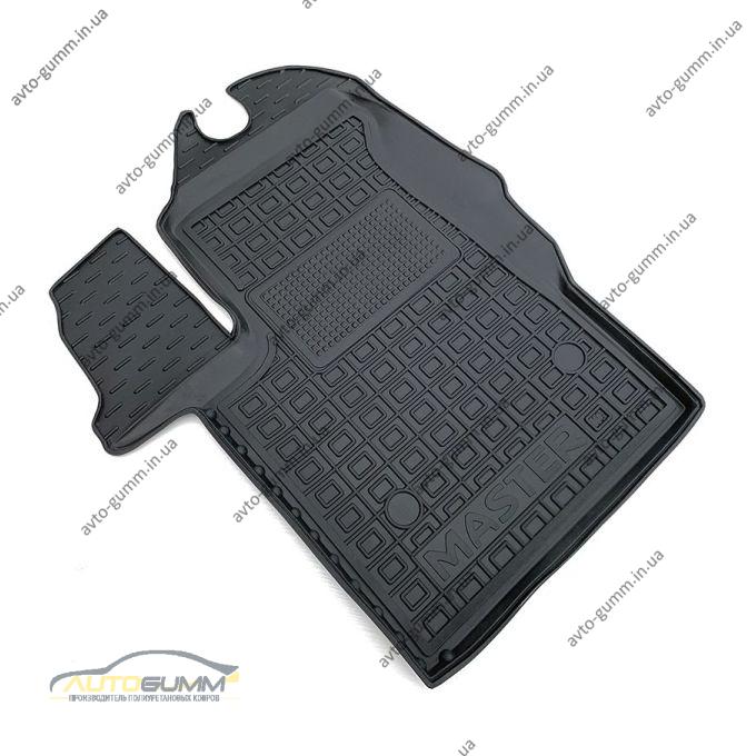 Водительский коврик в салон Renault Master 3 2011- (Avto-Gumm)
