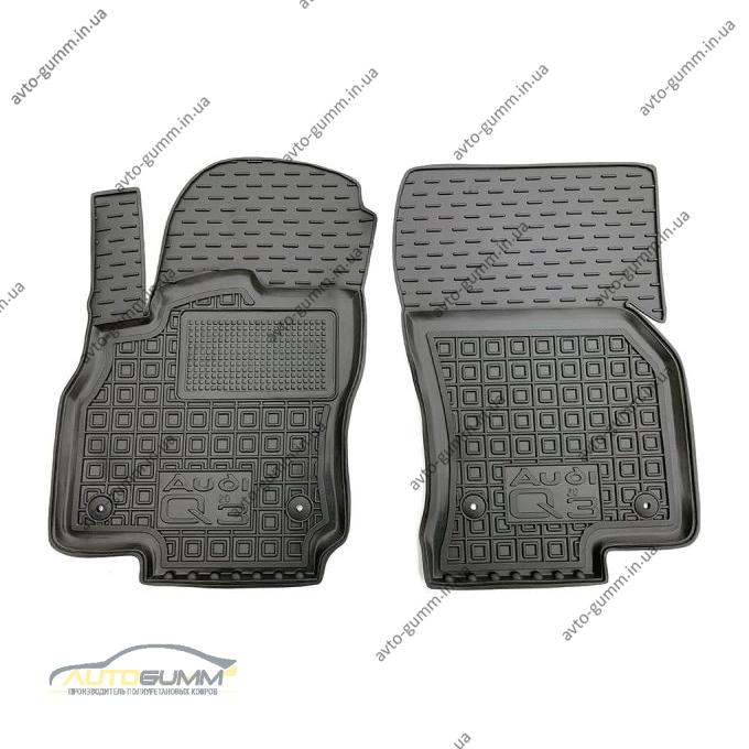 Передние коврики в автомобиль Audi Q3 2020- (AVTO-Gumm)