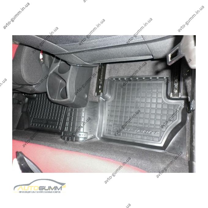 Автомобильные коврики в салон Ford EcoSport 2014- (Avto-Gumm)