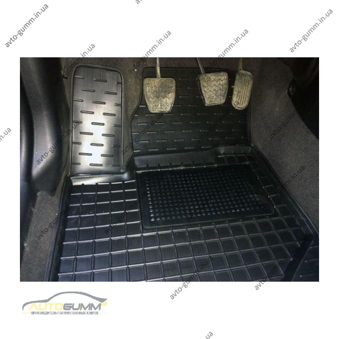 Водительский коврик в салон Geely Emgrand (EC7) 2011- (Avto-Gumm)