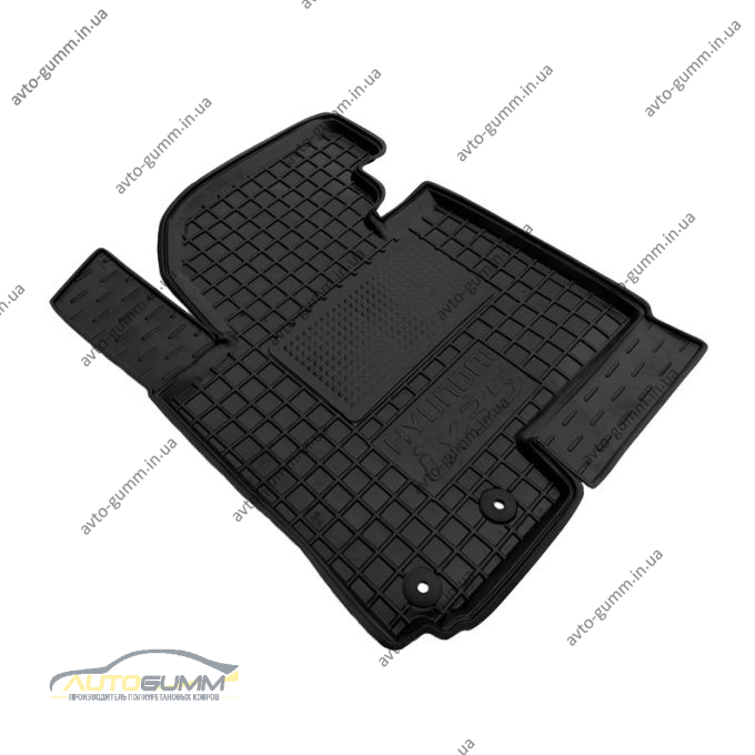 Водительский коврик в салон Hyundai ix35 2010- (Avto-Gumm)