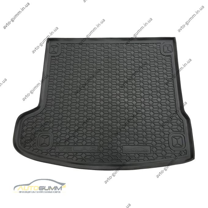 Автомобильный коврик в багажник Range Rover Velar 2017- (Avto-Gumm)