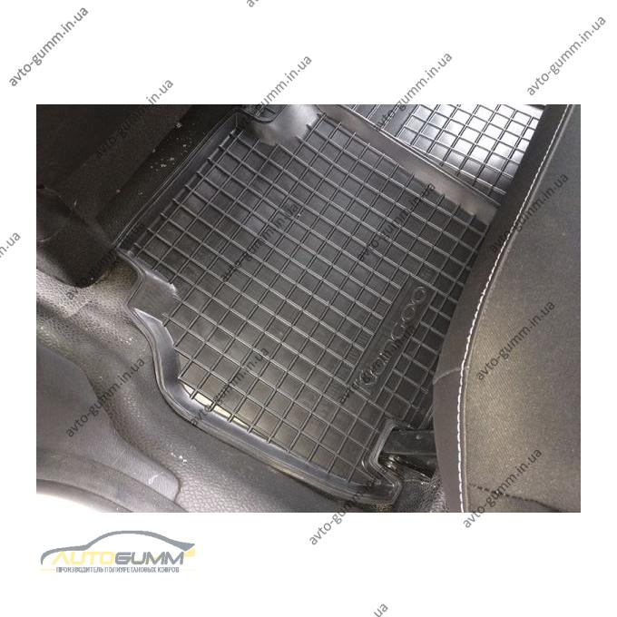 Автомобильные коврики в салон Renault Kangoo 2 2008- (Avto-Gumm)
