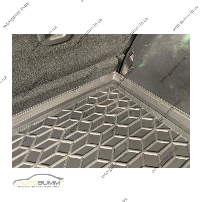 Автомобильный коврик в багажник Mazda CX-5 2012- удлиненный (Avto-Gumm)
