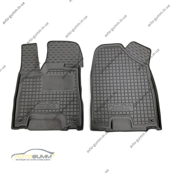 Передние коврики в автомобиль Acura MDX 2014- (Avto-Gumm)