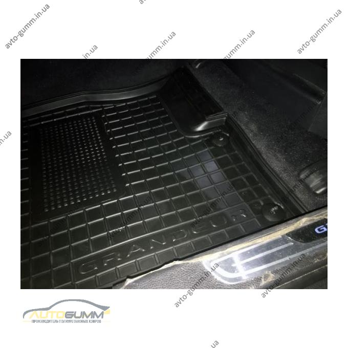 Автомобильные коврики в салон Hyundai Grandeur 2011- (Avto-Gumm)