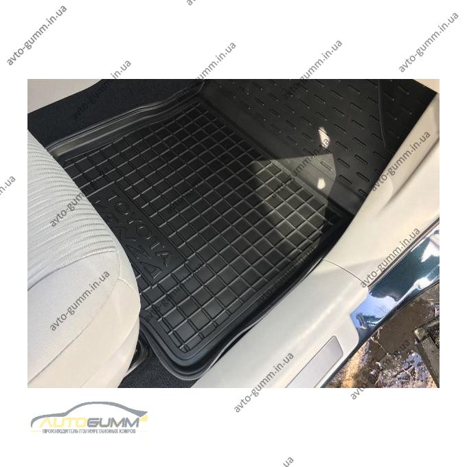 Автомобильные коврики в салон Toyota Venza 2008- (Avto-Gumm)