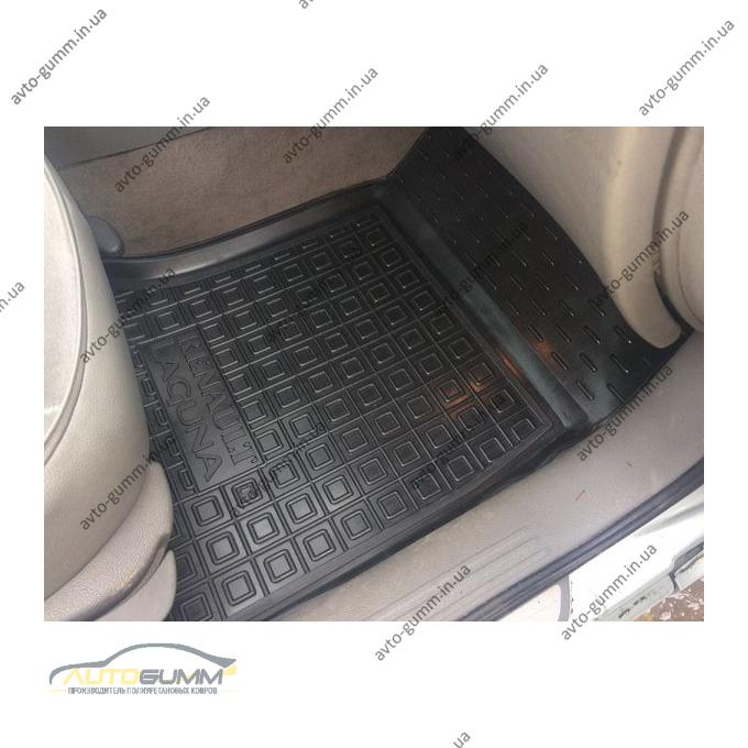 Передние коврики в автомобиль Renault Laguna 2 2001- (Avto-Gumm)
