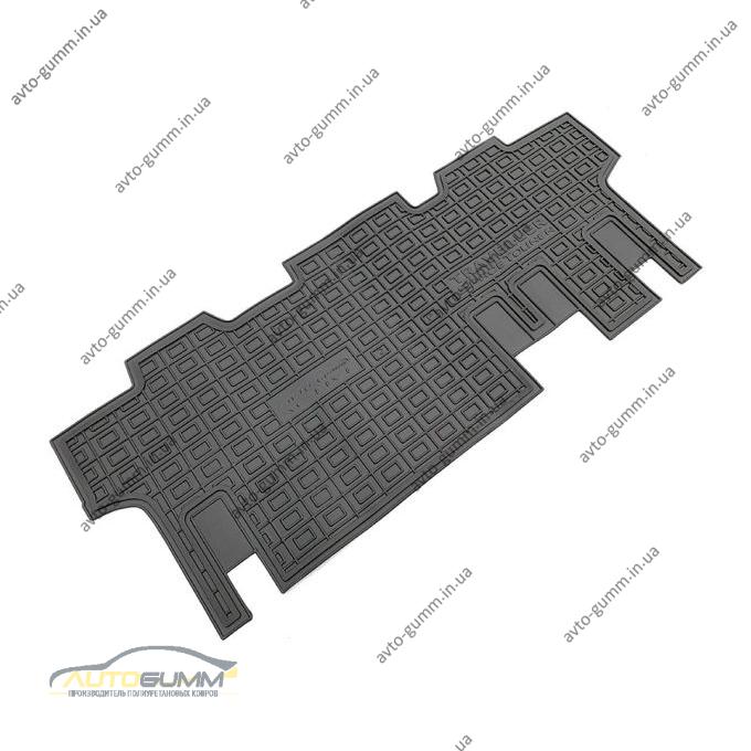 Автомобильные коврики в салон Peugeot Traveller 19-/Citroen SpaceTourer 19- 2-й ряд (Active/L2) (Avto-Gumm)