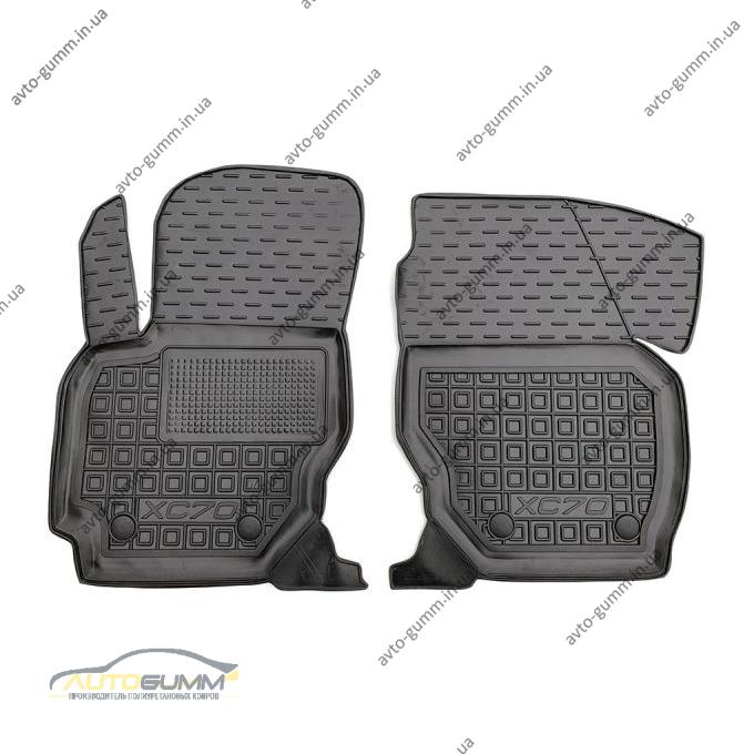 Передние коврики в автомобиль Volvo XC70 2007- (Avto-Gumm)