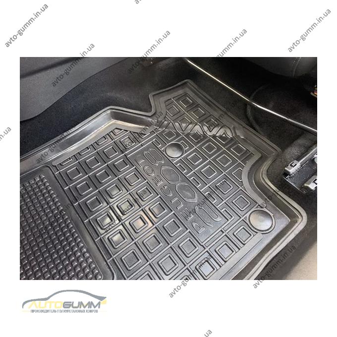 Передние коврики в автомобиль Peugeot 2008 2020- (Avto-Gumm)