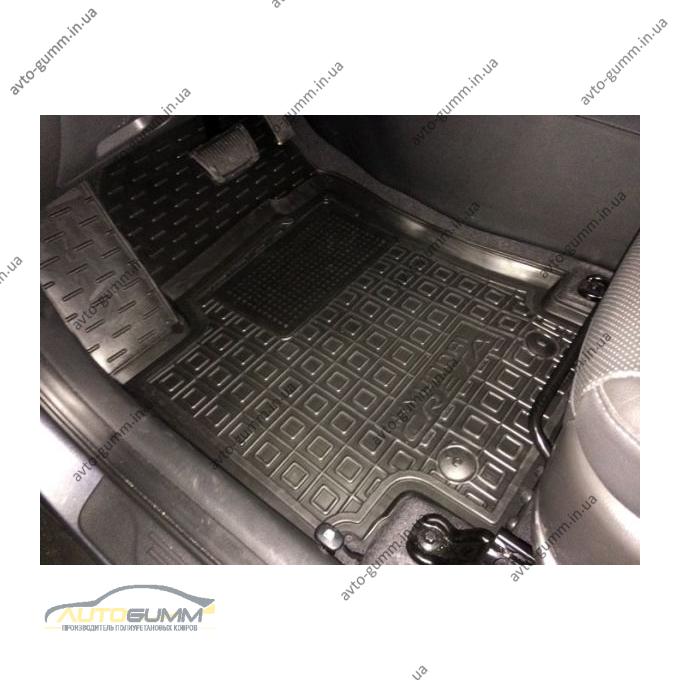 Передние коврики в автомобиль Hyundai Creta 2016- (Avto-Gumm)