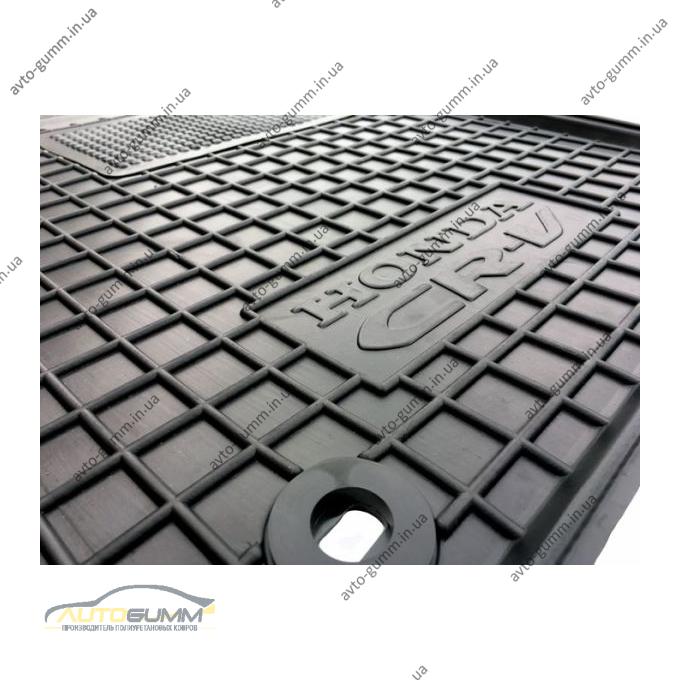 Водительский коврик в салон Honda CR-V 2006-2012 (Avto-Gumm)