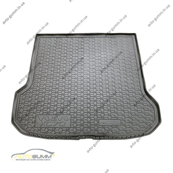 Автомобильный коврик в багажник Volvo XC70 2007- (Avto-Gumm)