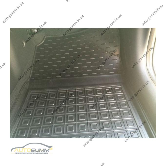 Автомобильные коврики в салон Hyundai Elantra 2016- (Avto-Gumm)