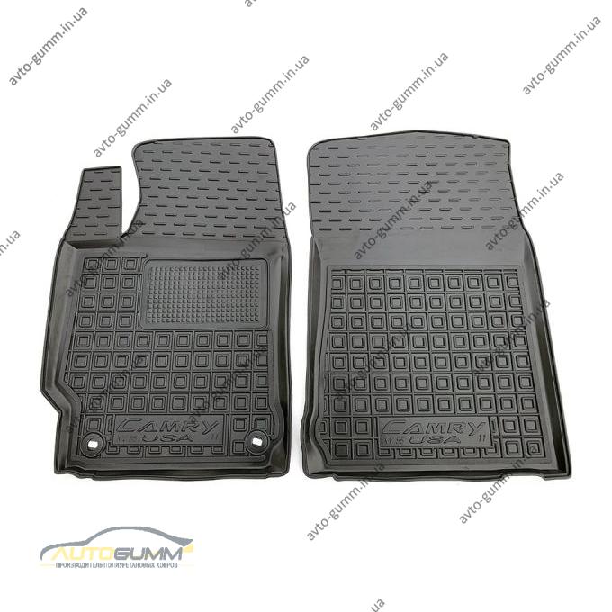 Передние коврики в автомобиль Toyota Camry VX55 2011-2014 USA (AVTO-Gumm)