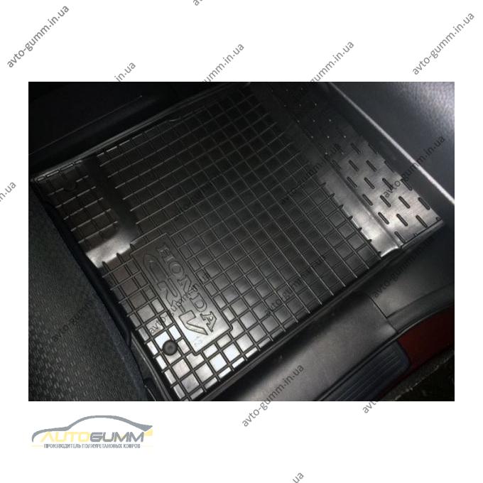 Передние коврики в автомобиль Honda CR-V 2013- (Avto-Gumm)