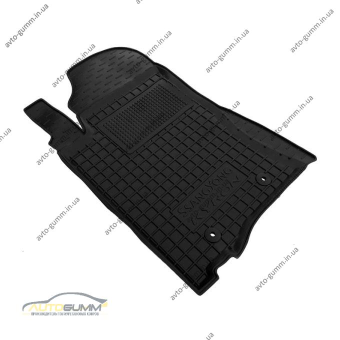Передні килимки в автомобіль Ssang Yong Kyron 2005- (Avto-Gumm)