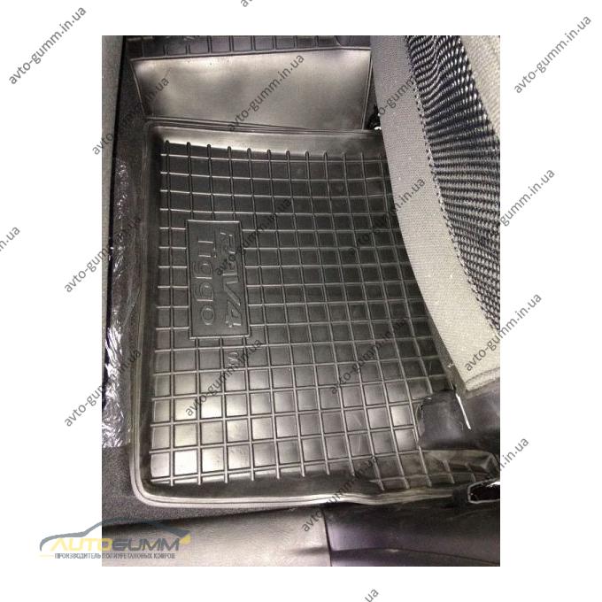 Автомобильные коврики в салон Chery Tiggo 05-/Toyota RAV4 00- (Avto-Gumm)