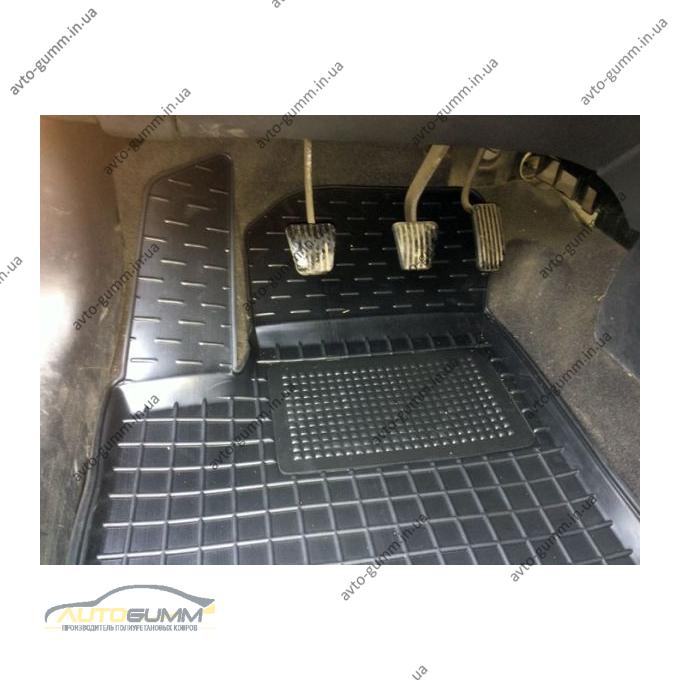 Автомобильные коврики в салон Chevrolet Aveo 2003-2012 (Avto-Gumm)