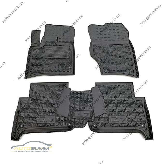 Автомобильные коврики в салон Audi Q7 2005- (Avto-Gumm)