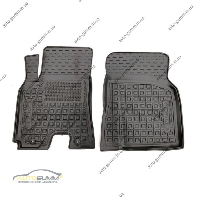 Передние коврики в автомобиль Chery Tiggo 3 2015- (Avto-Gumm)