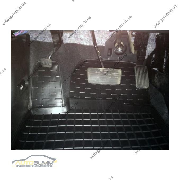Водительский коврик в салон Honda CR-V 2013- (Avto-Gumm)