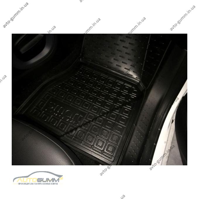 Автомобильные коврики в салон Smart Fortwo 453 2014- (Avto-Gumm)