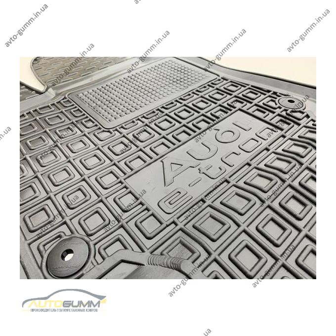 Водительский коврик в салон Audi e-Tron 2020- (AVTO-Gumm)