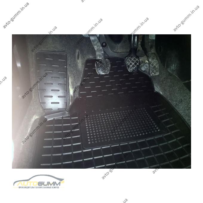 Передние коврики в автомобиль Skoda Fabia 2000- (Avto-Gumm)