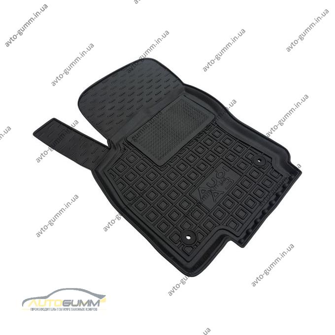 Водительский коврик в салон Audi A3 2012- (Avto-Gumm)