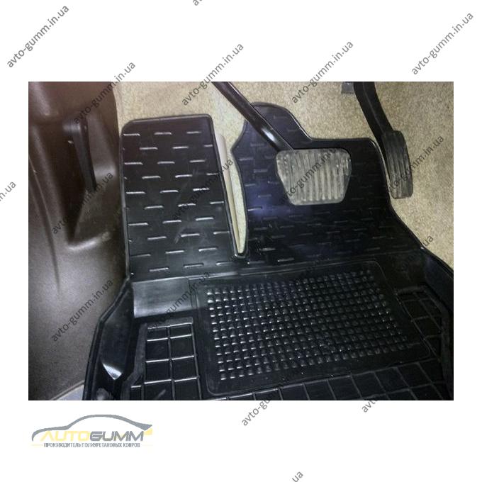 Водительский коврик в салон Range Rover 2013- (Avto-Gumm)