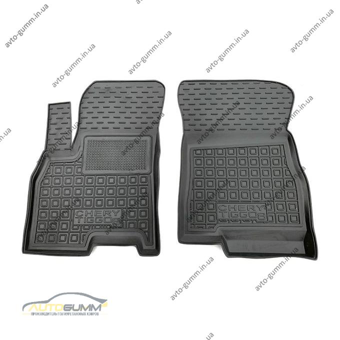 Передние коврики в автомобиль Chery Tiggo 8 2018- (Avto-Gumm)