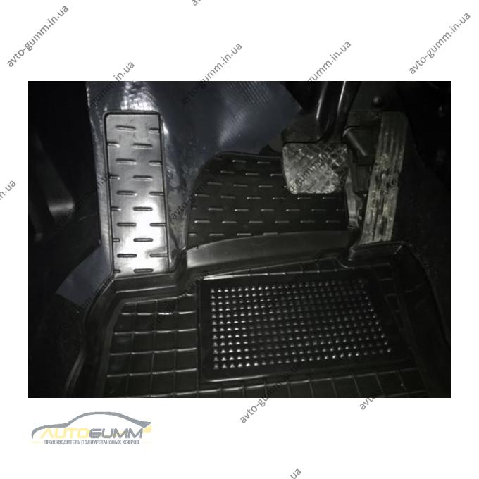 Передние коврики в автомобиль Seat Altea/Altea XL 2004- (Avto-Gumm)