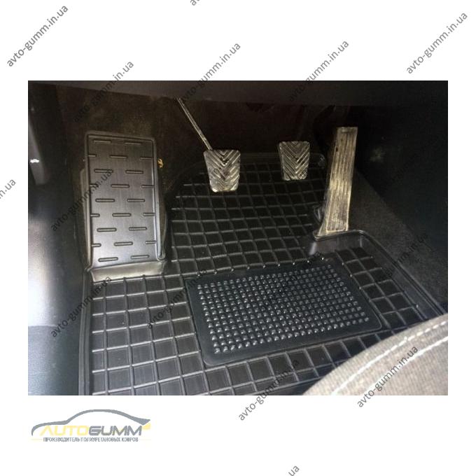 Водительский коврик в салон Kia Sportage 3 2010-2015 (Avto-Gumm)