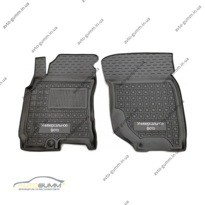 Передние коврики в автомобиль Infiniti QX56/QX80 2010- (Avto-Gumm)