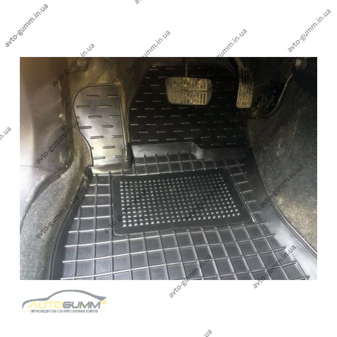 Передние коврики в автомобиль Subaru Forester 4 2013- (Avto-Gumm)
