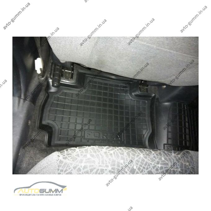 Автомобильные коврики в салон ЗАЗ Forza 2011- (Avto-Gumm)