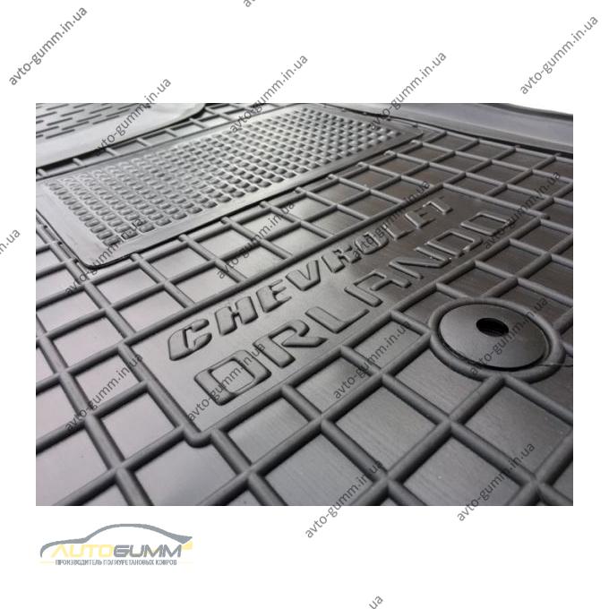 Водительский коврик в салон Chevrolet Orlando 2011- (Avto-Gumm)