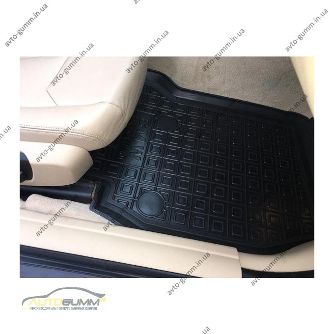 Передние коврики в автомобиль BMW 3 (F30) 2012- (Avto-Gumm)