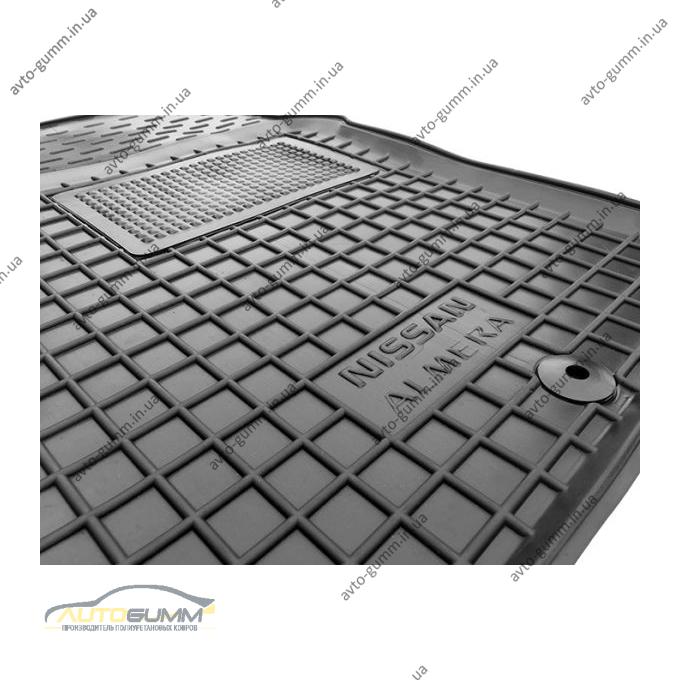 Водительский коврик в салон Nissan Almera Classic 2006- (Avto-Gumm)