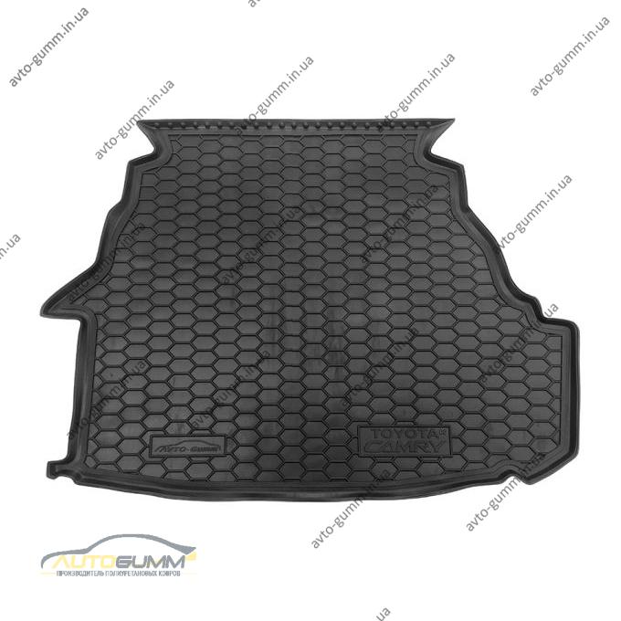Автомобильный коврик в багажник Toyota Camry 30 2001- (Avto-Gumm)