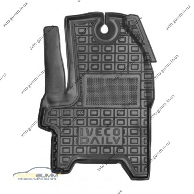 Водійський килимок в салон Iveco Daily C15 2016- (Avto-Gumm)