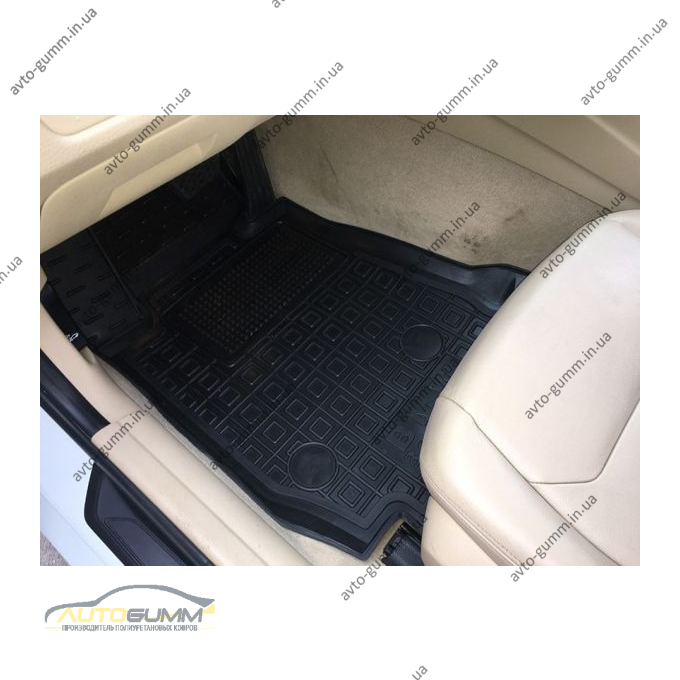 Водійський килимок в салон BMW 3 (F30) 2012- (Avto-Gumm)