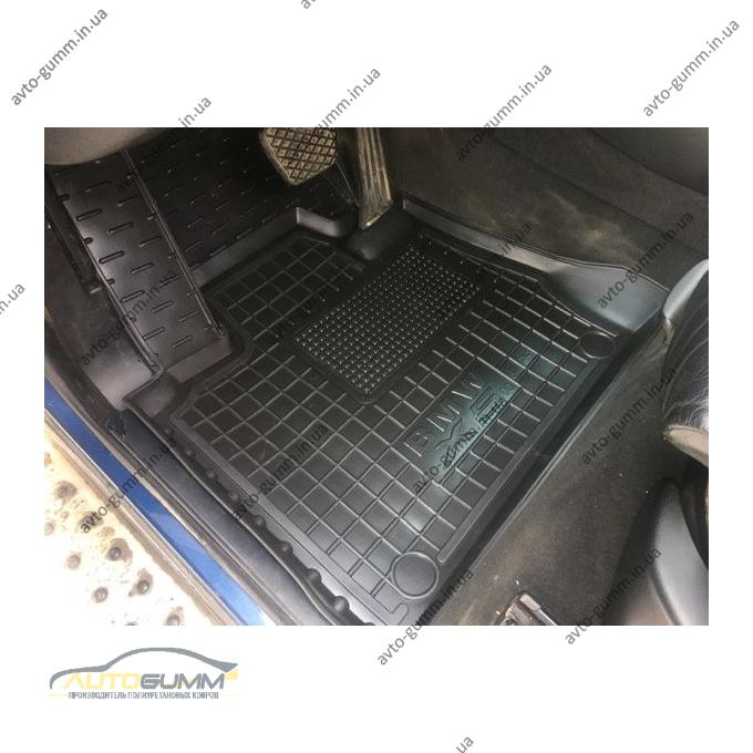 Водійський килимок в салон BMW X5 (E53) 2000-2007 (Avto-Gumm)
