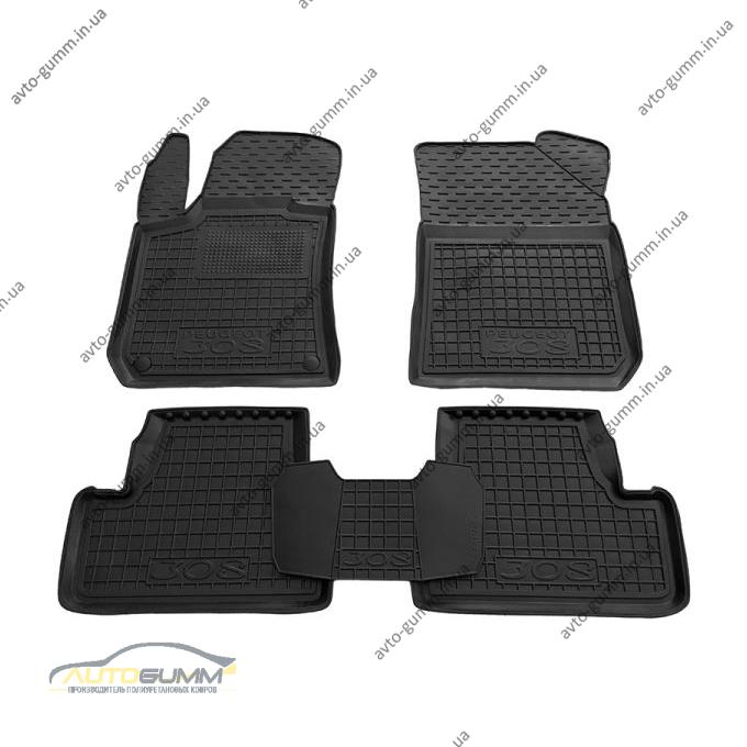 Автомобильные коврики в салон Peugeot 308 2014- Hatchback (Avto-Gumm)