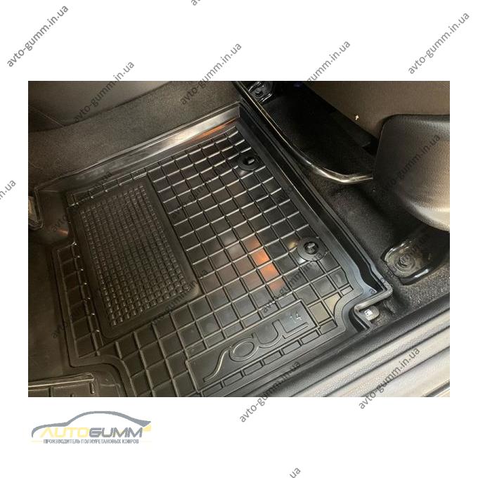 Передние коврики в автомобиль Kia Soul 2014- (Avto-Gumm)