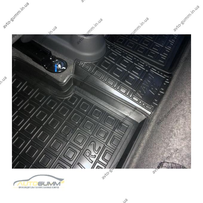 Автомобильные коврики в салон Ravon R2 2015- (Avto-Gumm)