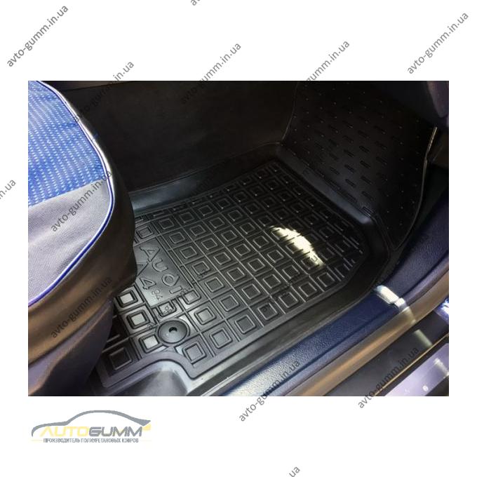 Автомобільні килимки в салон Audi A4 (B5) 1994-2000 (Avto-Gumm)